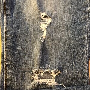 Old Navy Jeans - Old Navy distressed jeans. Size 10 . Low rise